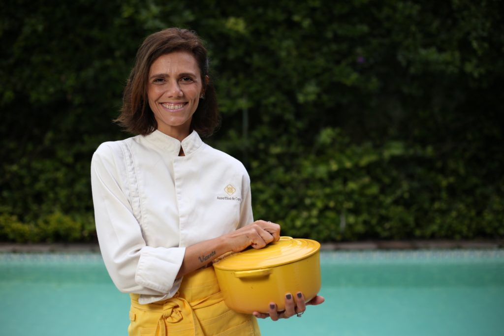 Semana da Gastronomia com a chef Anna Elisa de Castro 2
