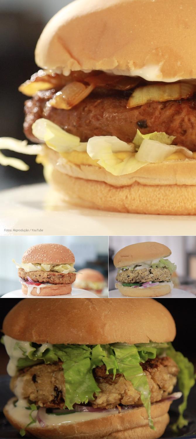 Chef André Vieland lança curso on-line de hambúrgueres e molhos  para sanduíches veganos 1