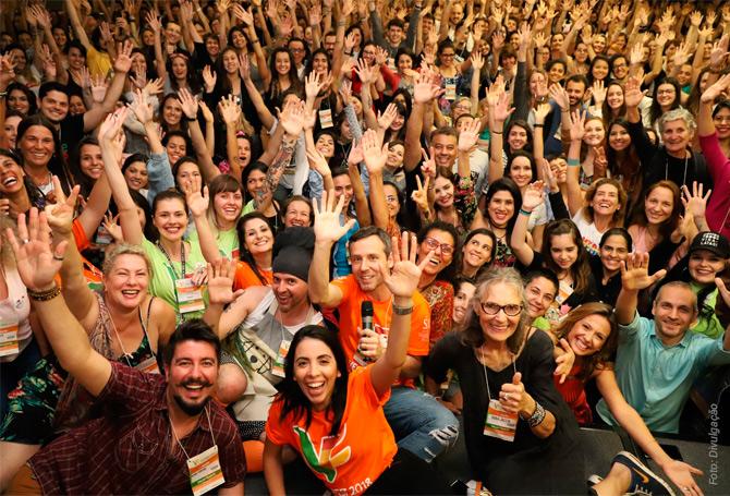 Brasília: de 10 a 13/10, a capital receberá o maior evento vegano do país com palestras, feira e mais 1