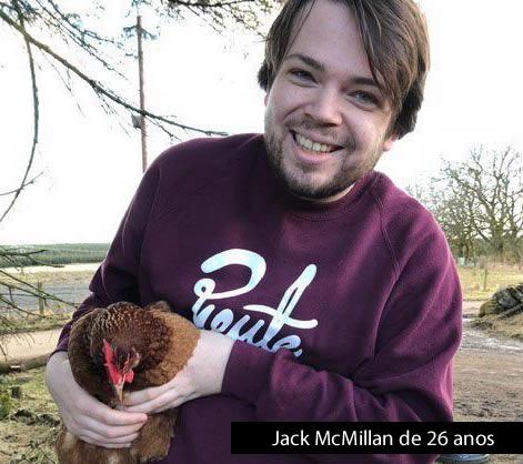 Absurdo! McDonald's serve wrap com frango para vegano 2